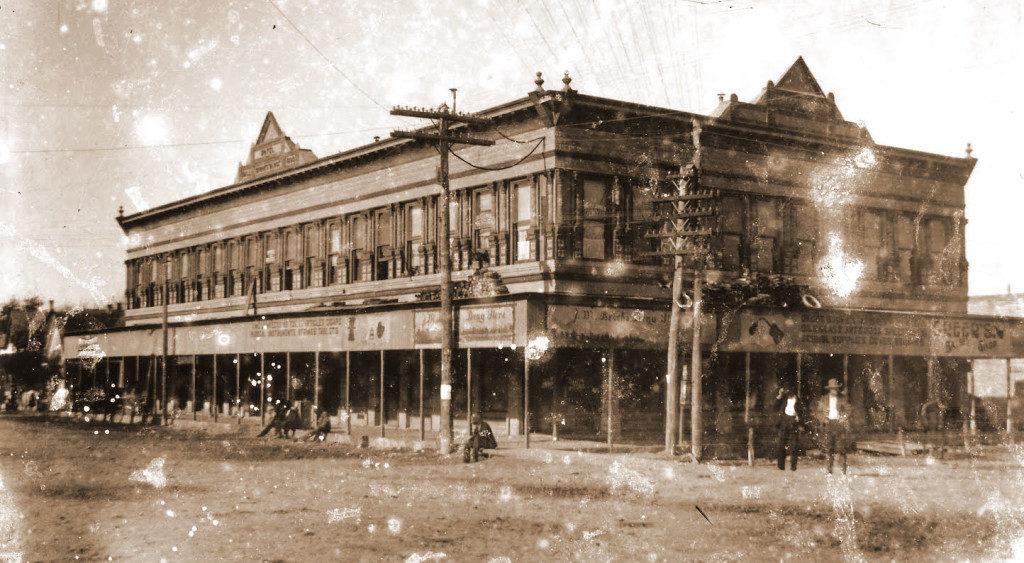 History of the Screen Door Inn